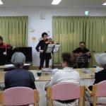 弦楽器の演奏会