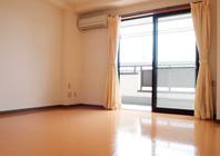 洋室はエアコン付きです。